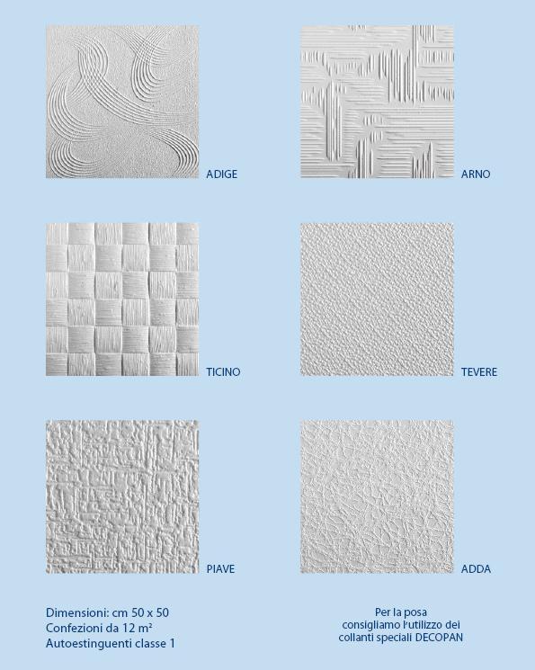 pannelli decorativi in polistirolo per pareti interne: pannelli