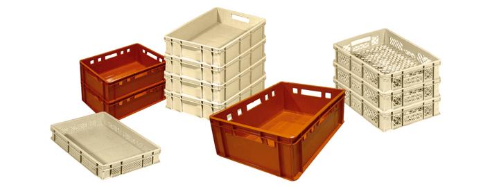 Cassette plastica per movimentazione for Cassette di plastica riciclo