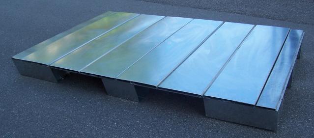Pallet In Metallo.Bancali E Pallets In Metallo Acciaio O Alluminio Anche A