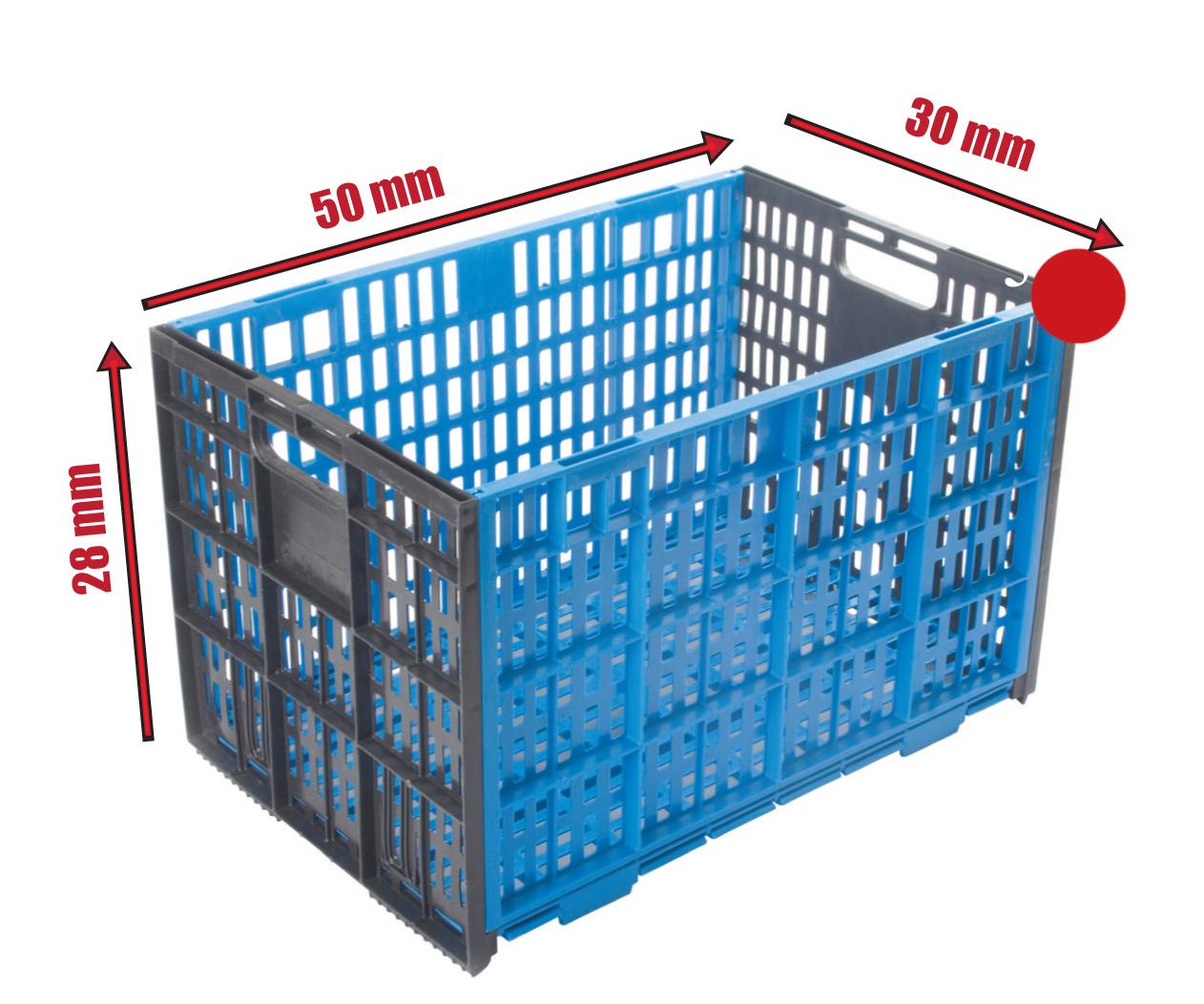 Contenitori In Plastica Pieghevoli.Cassette Plastica Per Movimentazione