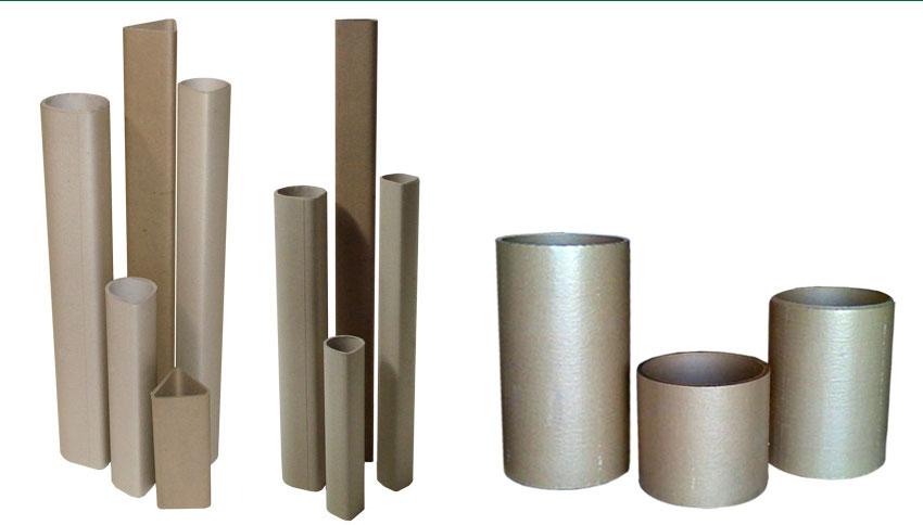 Tubi cartone e angolari for Tubi cartone