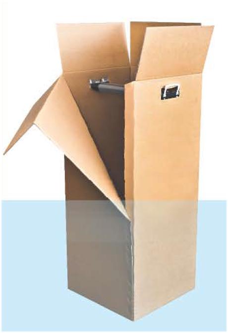 Scatole di cartone - Scatole porta abiti ...